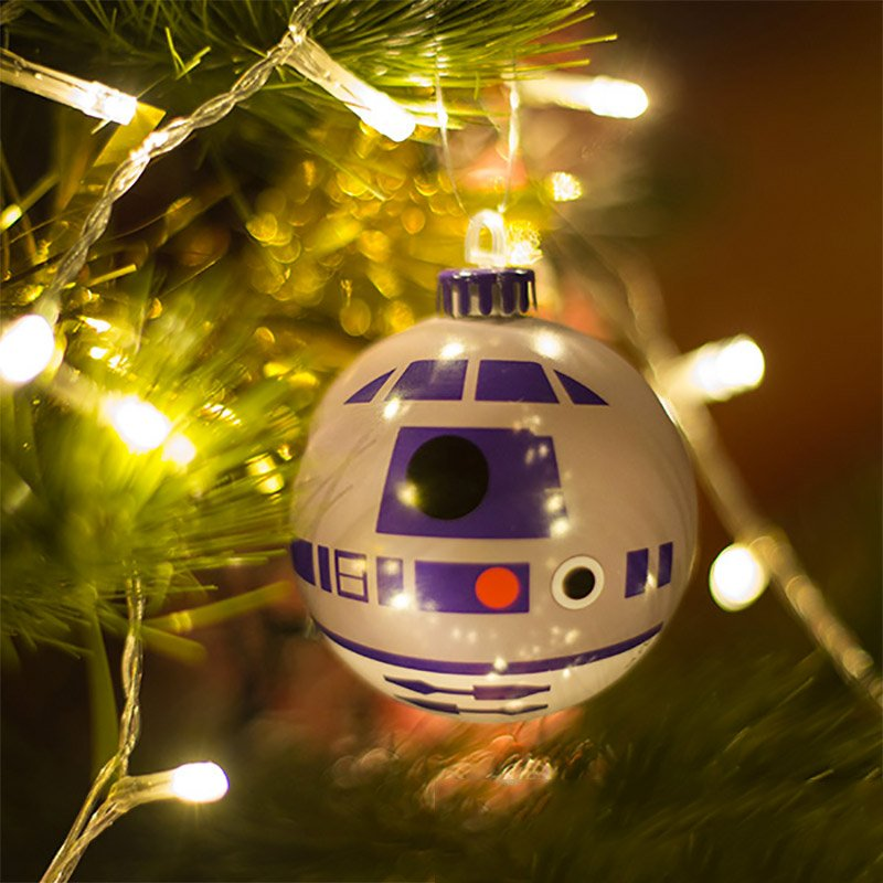 A New Hope Christmas Ornaments