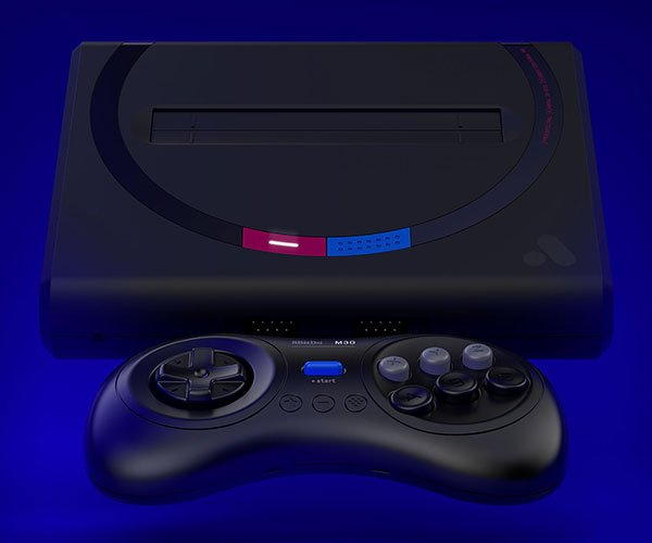 Analogue Mega Sg SEGA Console