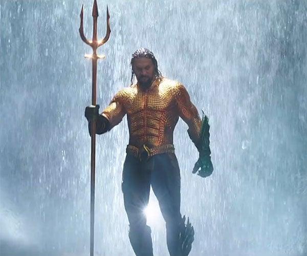Aquaman (NYCC Trailer)