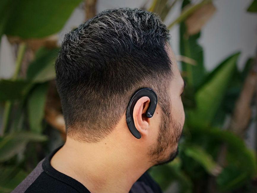 Wireless Bone Conduction Earphones