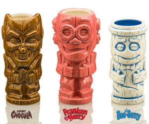 Cereal Monsters Geeki Tikis