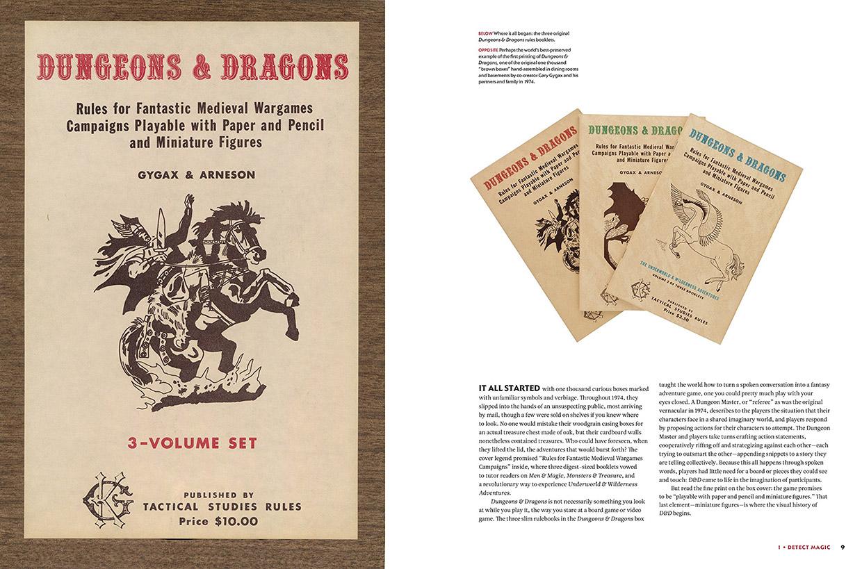D&D: Art and Arcana