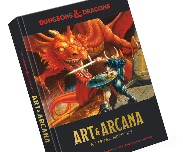 D&D: Art and Arcana