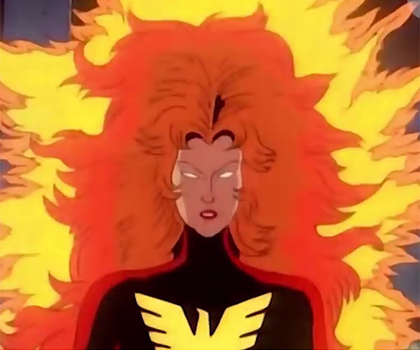 Dark Phoenix Animated Trailer