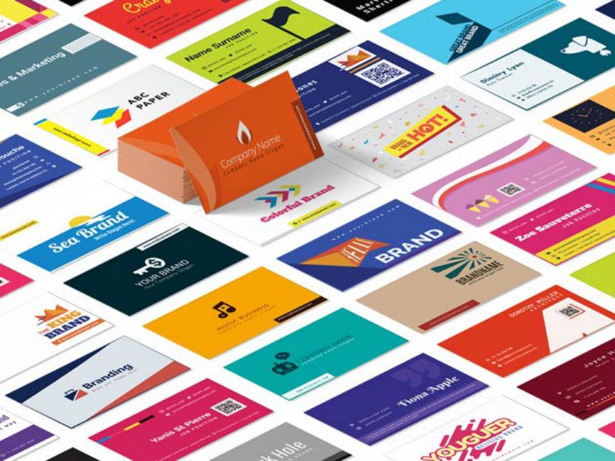 DesignShock Business Cards