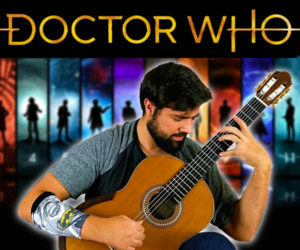 Doctor Who Acoustic Cover