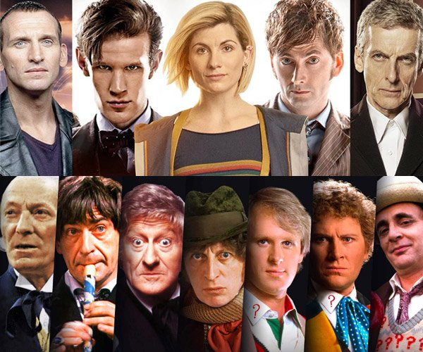 Doctor Who Honest Trailers