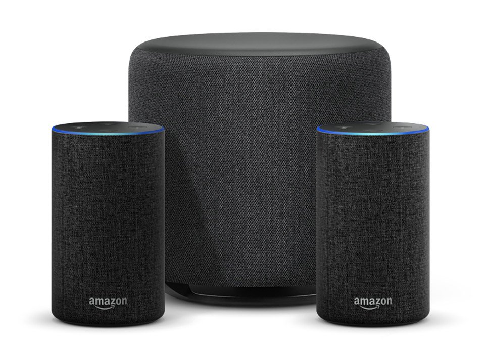 Amazon Echo Sub Bundle