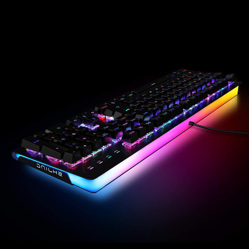 ET Robot Mechanical Keyboard