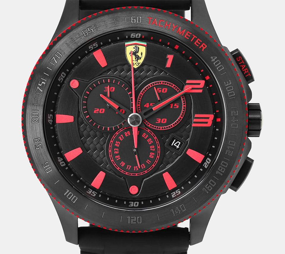 Ferrari Scuderia XX Quartz Watch
