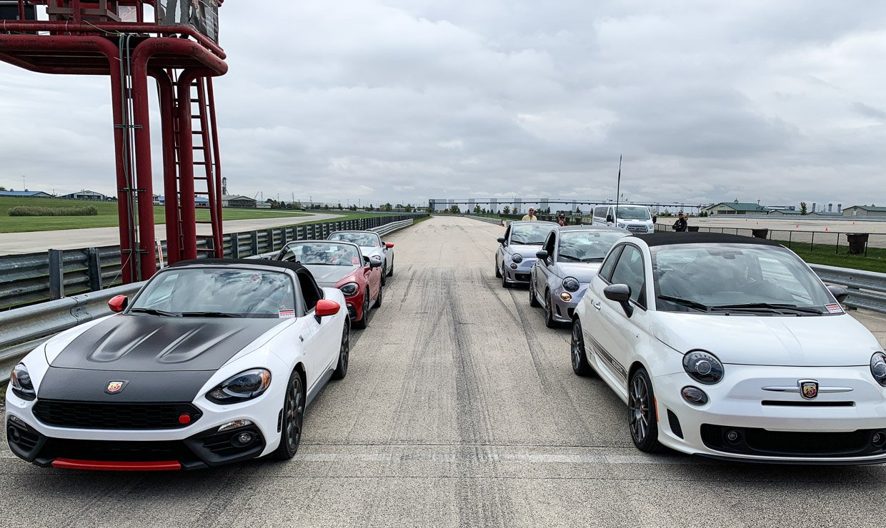 Track Day: FIAT Abarth