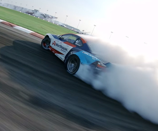Formula Drift x GoPro HERO7