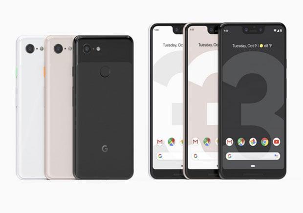 Google Pixel 3 & 3 XL