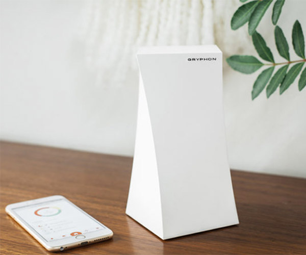 Gryphon: Ultimate Secure Router