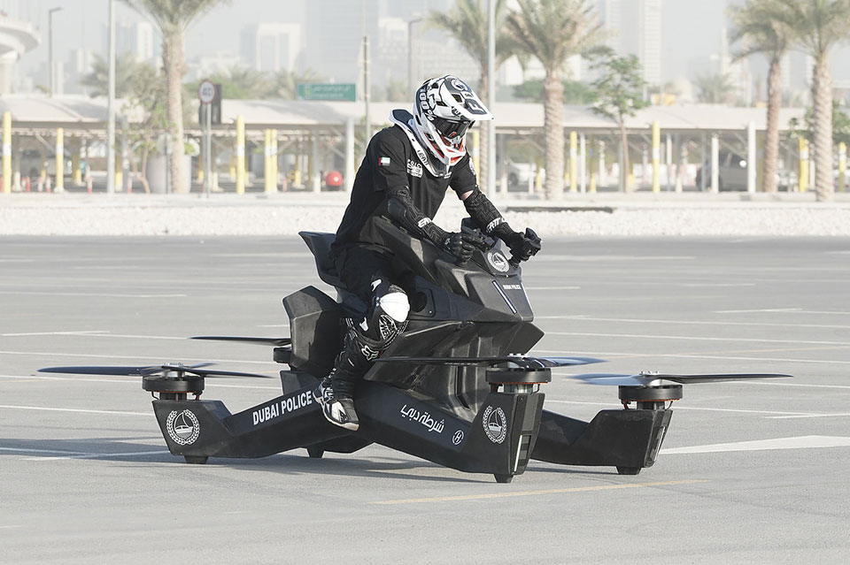Hoversurf Hoverbike S3