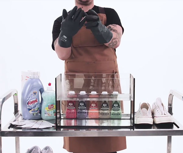 da7658973371 Here s an Easy Guide on How You Can Dye Your Sneakers