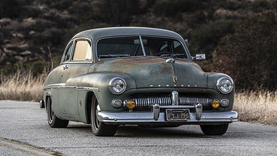 Icon Derelict 1949 Mercury EV