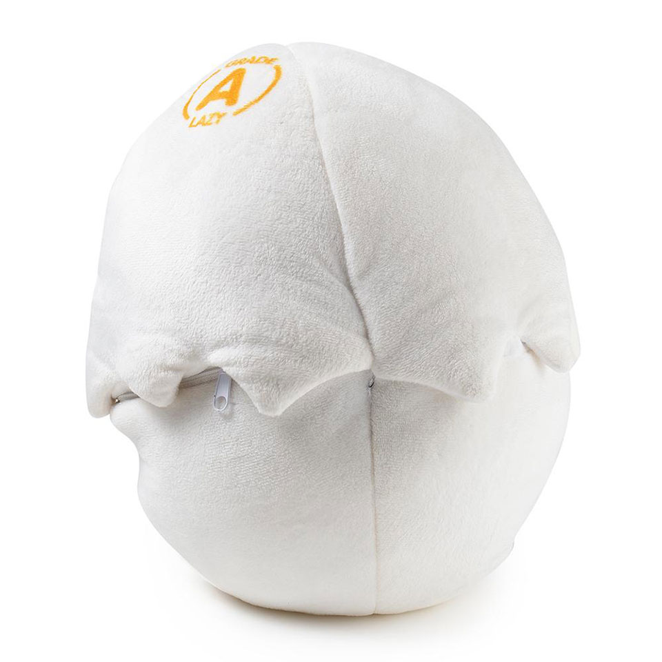 Kidrobot Gudetama Lazy Egg Plush