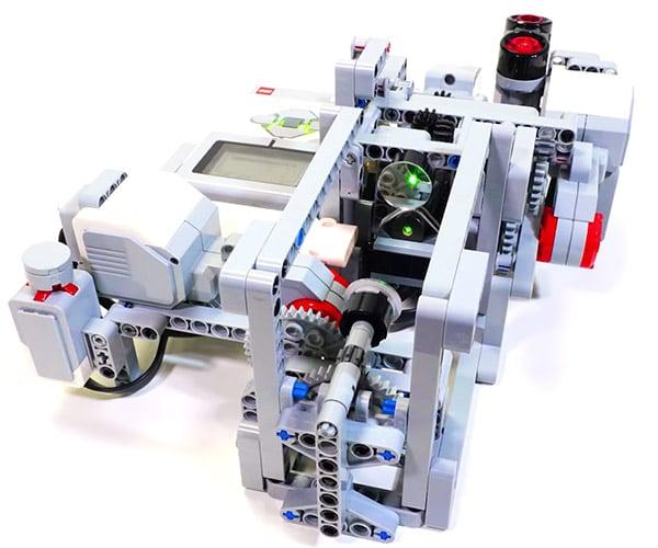 LEGO Laser Projector