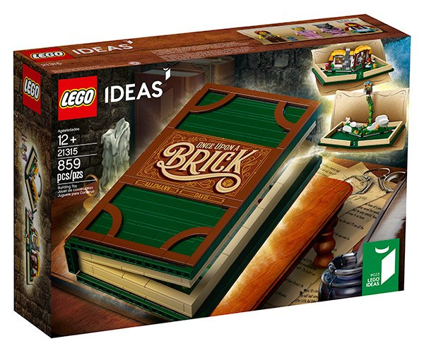 LEGO Ideas Pop-up Book