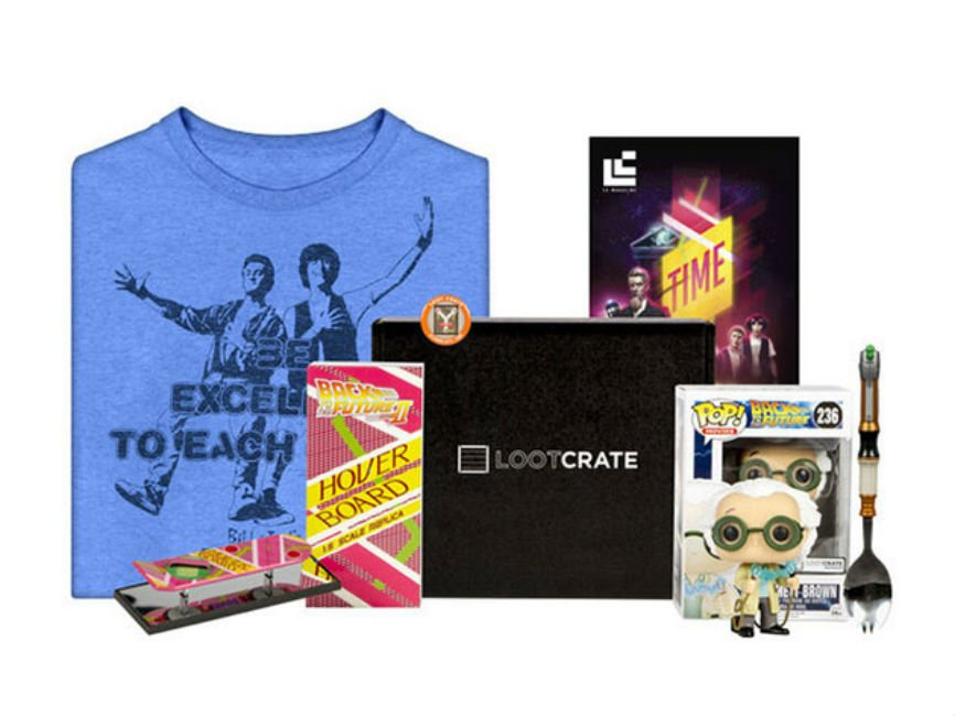 Deal: Loot Crate Subscription