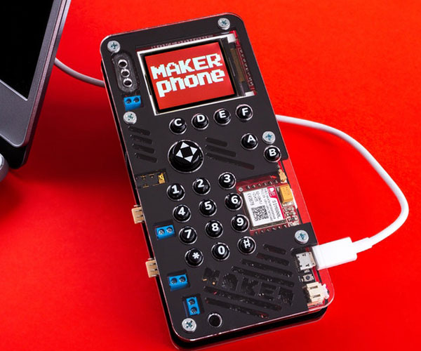 MAKERphone DIY Mobile Phone