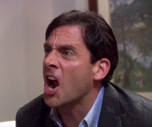 Michael Scott's Sulks & Tantrums
