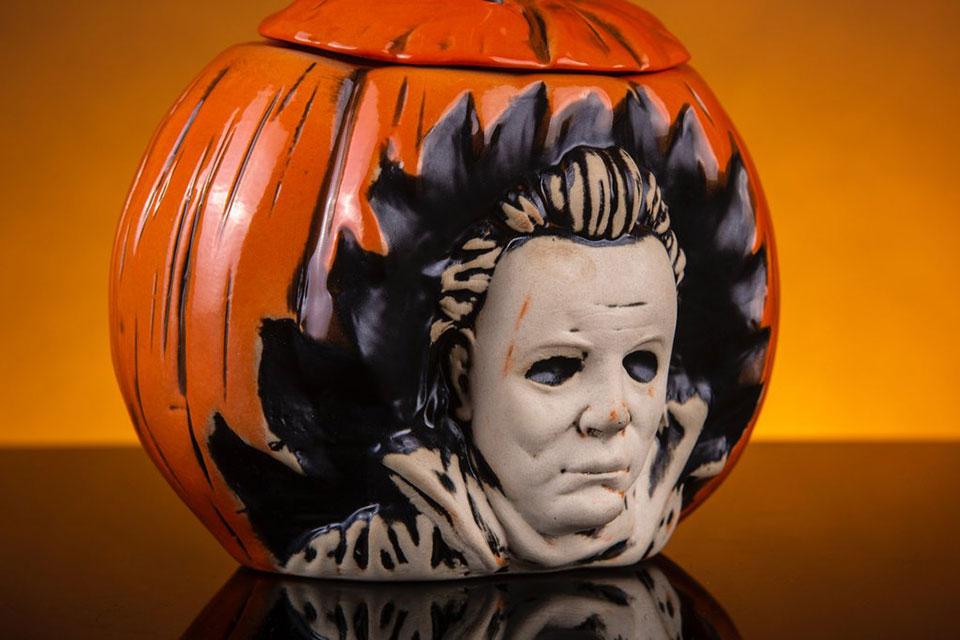 Mondo Halloween Tiki Mug