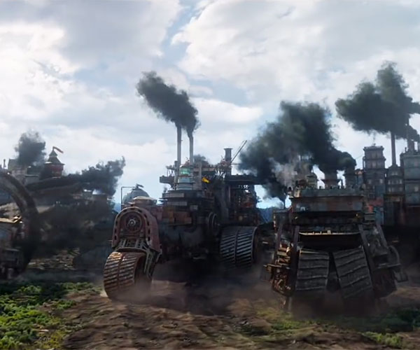 Mortal Engines (Trailer 2)