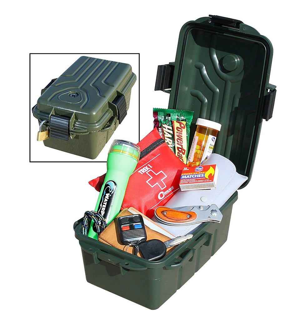 MTM Survivor Dry Box