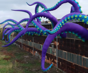 Navy Yard Sea Monster