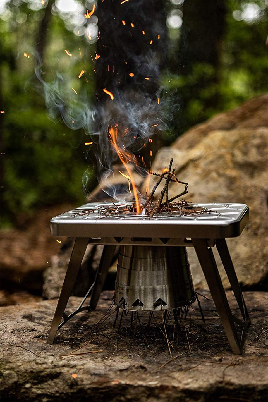 nCamp Camping Stove