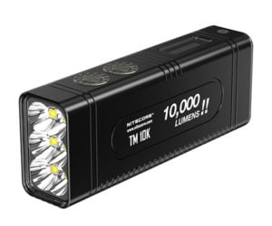 Nitecore TM10K Flashlight