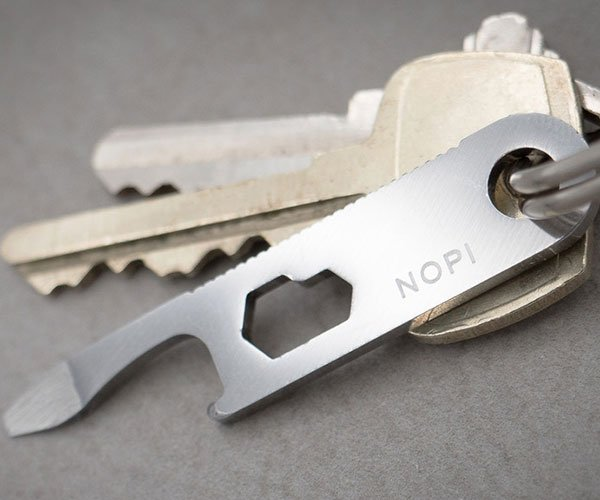 Nopi 9-in-1 Micro Key Multitool