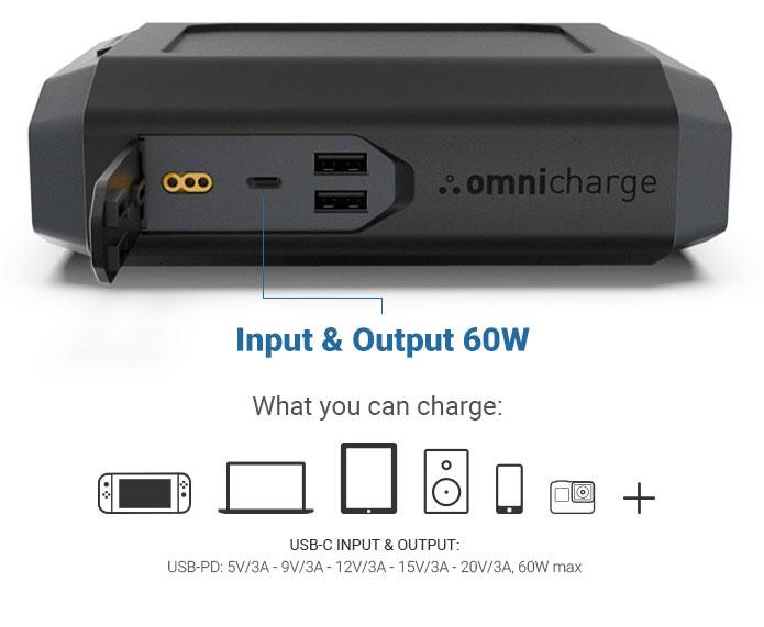 Omni Ultimate Power Bank