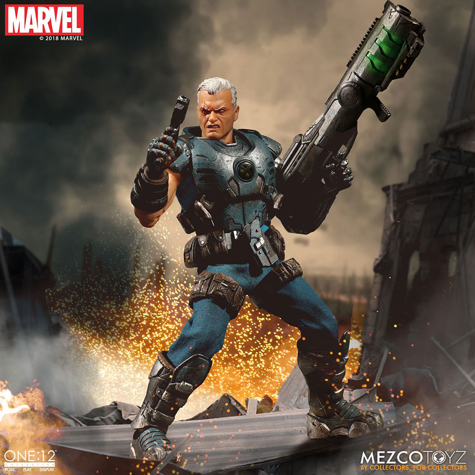 One:12 Collective Cable Action Figure
