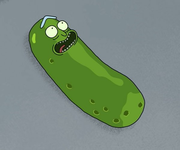 Pickle Rick Outtakes