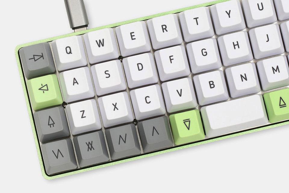 Planck Mechanical Keyboard Kit V6