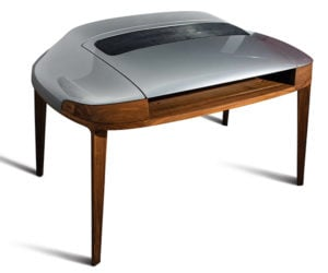 Porsche 911 Writing Desk