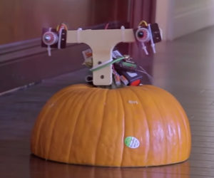 The Pumpkin Hovercraft