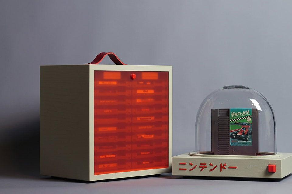PYUA NES & Famicom Console