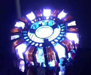Making a Working Arc Reactor
