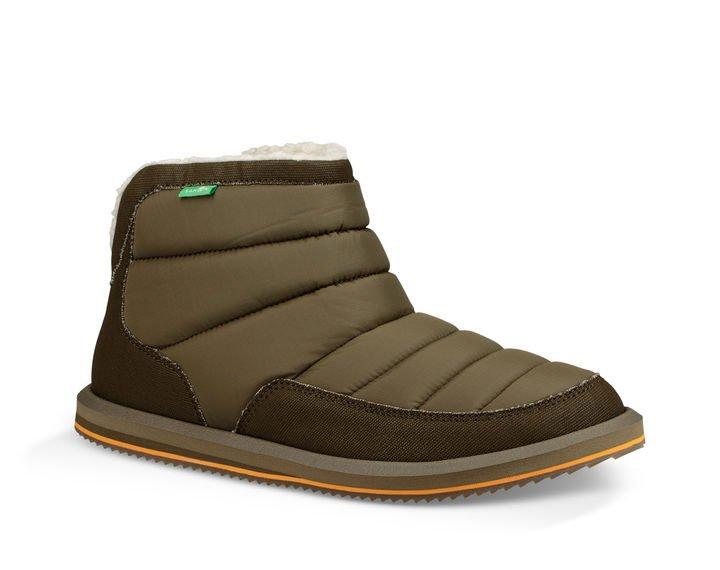 Sanuk Puff N Chill Boots