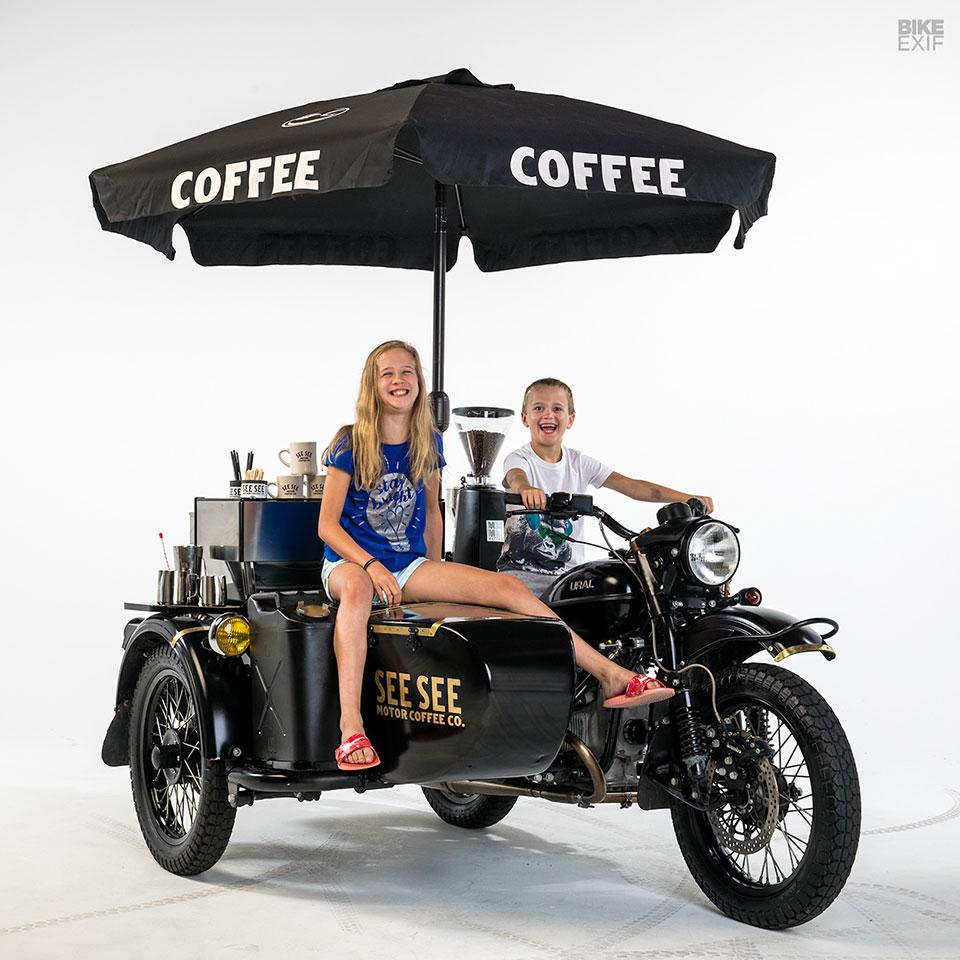 See See Motor Espresso Motorcycle