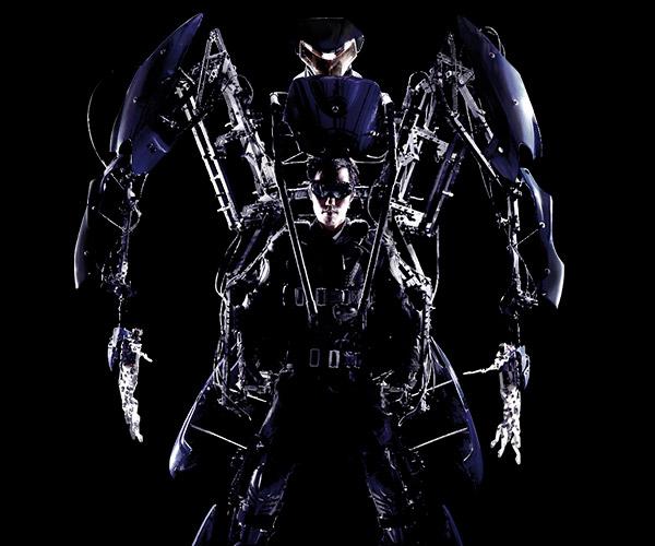 Skeletonics Exoskeleton Suit