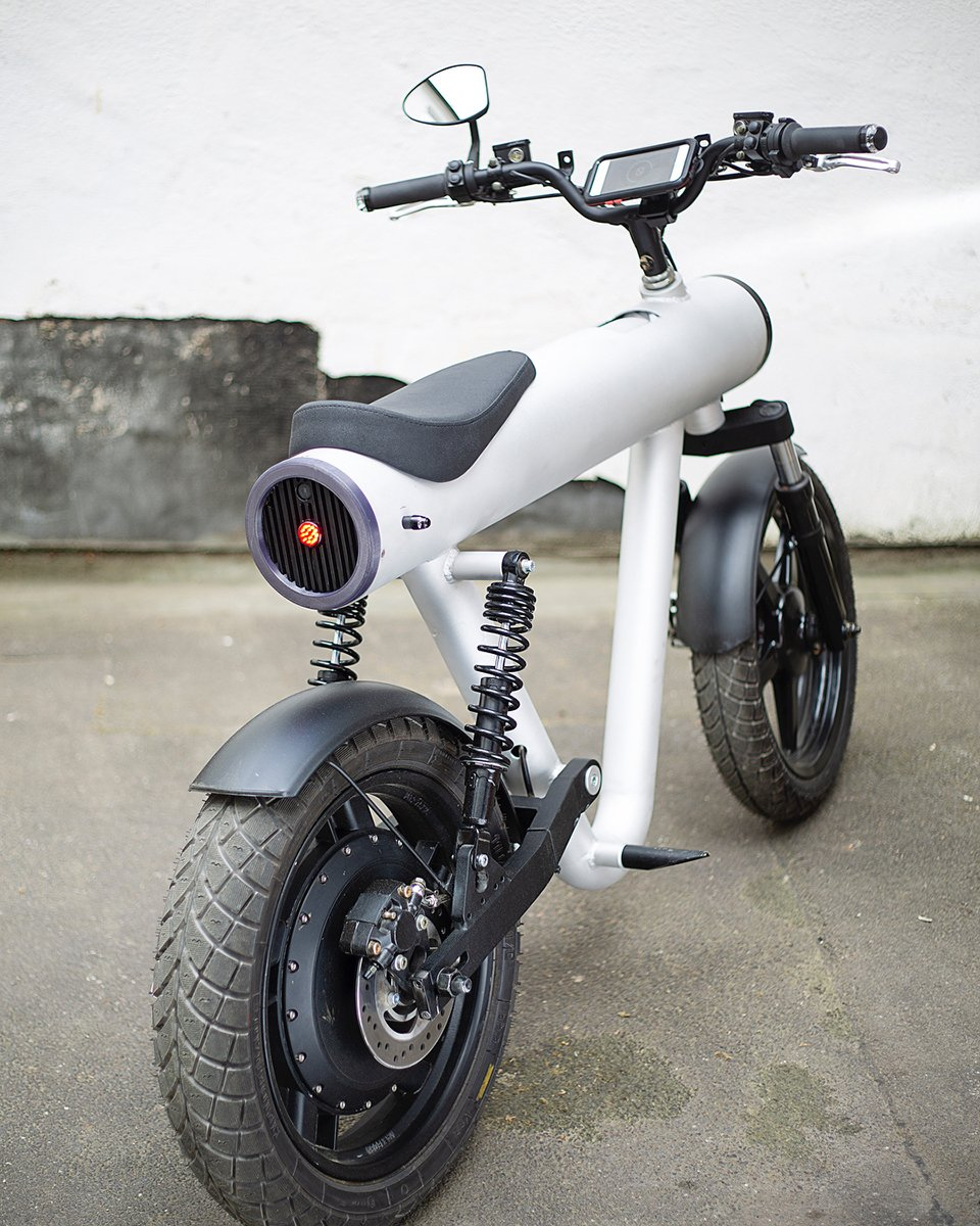 Pocket Rocket Electric Motorcycle