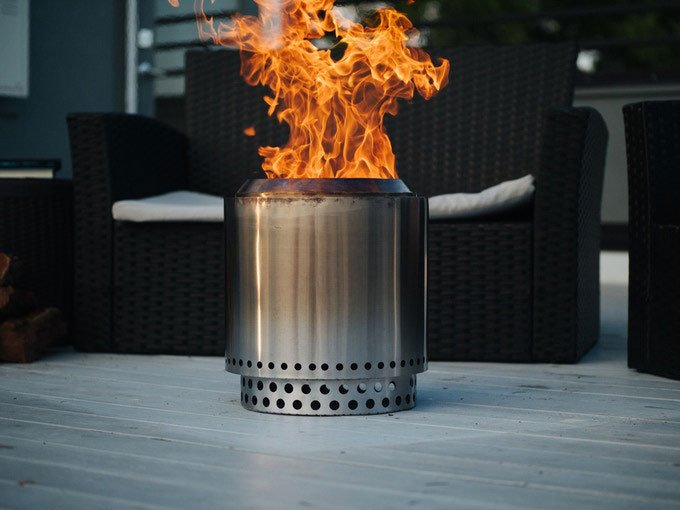 Solo Stove S Innovative Fire Pit Now Comes In Two Sizes