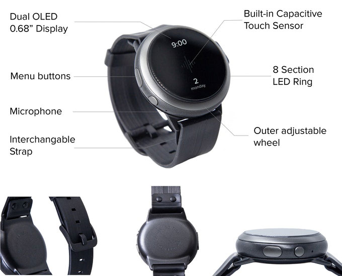 Soundbrenner Core Smartwatch