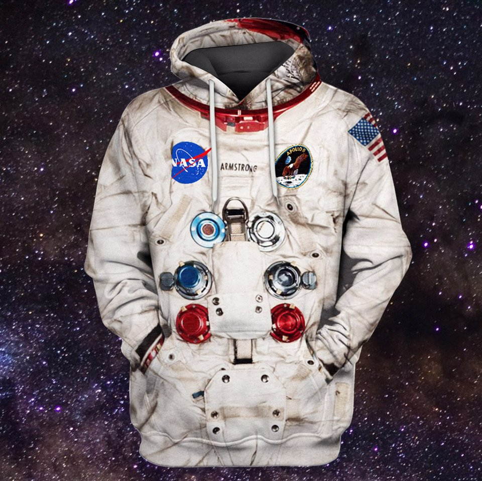 Make Every Day A Mission to the Moon with This Astronaut ...
