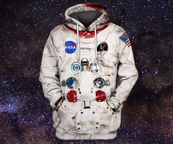 Astronaut Hoodie